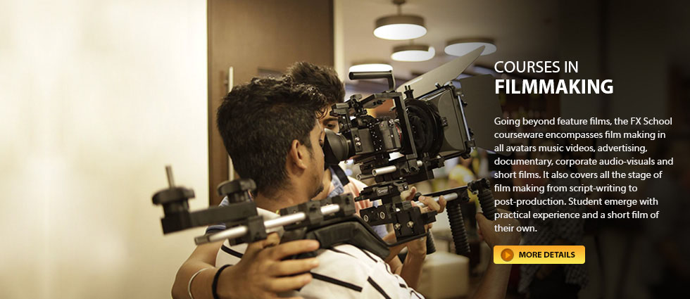Course in film making